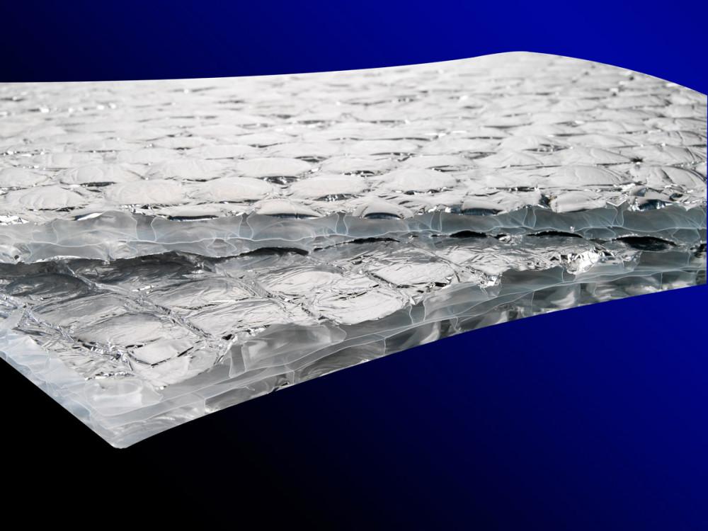 Aïllament tèrmic i acústic del magatzem de la construcció Materials de l'Anoia