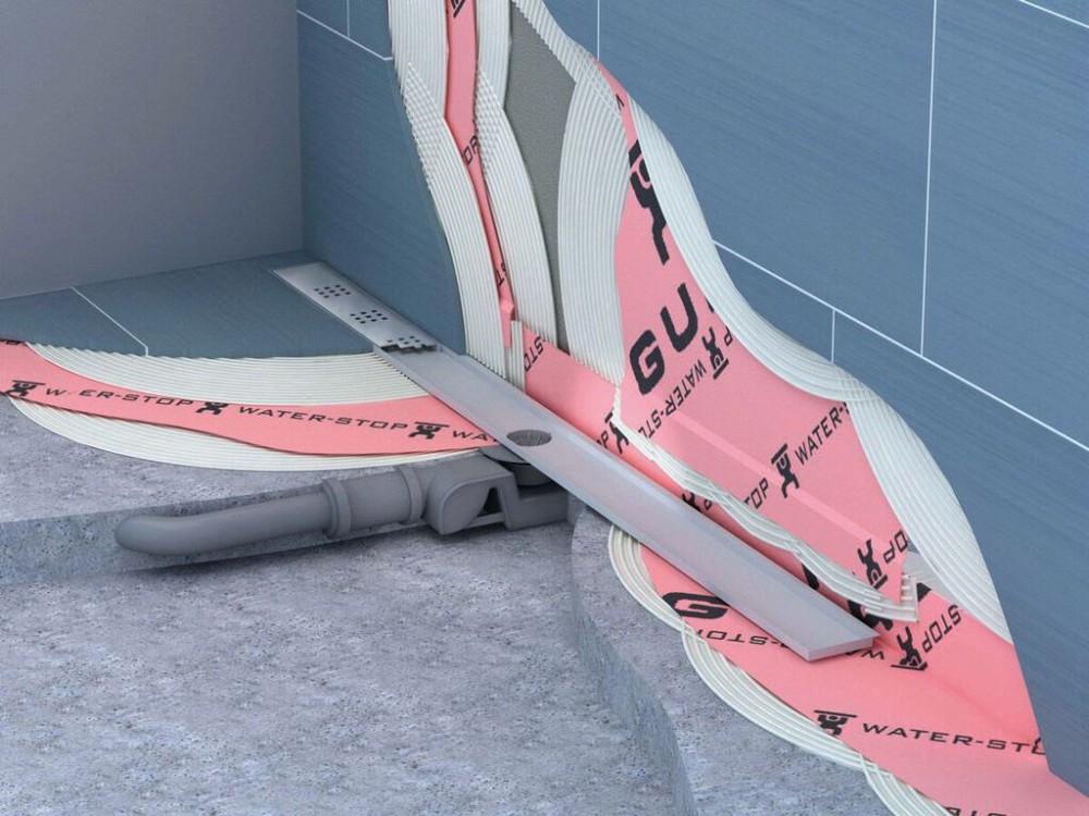 Material per a impermeabilitzacions del magatzem de la construcció Materials de l'Anoia