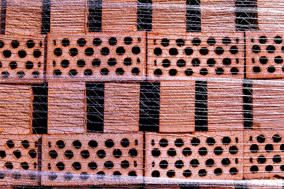 Caràmica tradicional del magatzem de la construcció Materials de l'Anoia